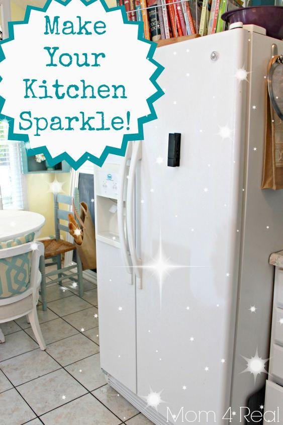 Clean Your Entire Kitchen Using Steam! | Hometalk