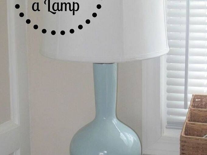 how to rewire a lamp, diy, electrical, how to, Fore more pictures and full tutorial visit my blog