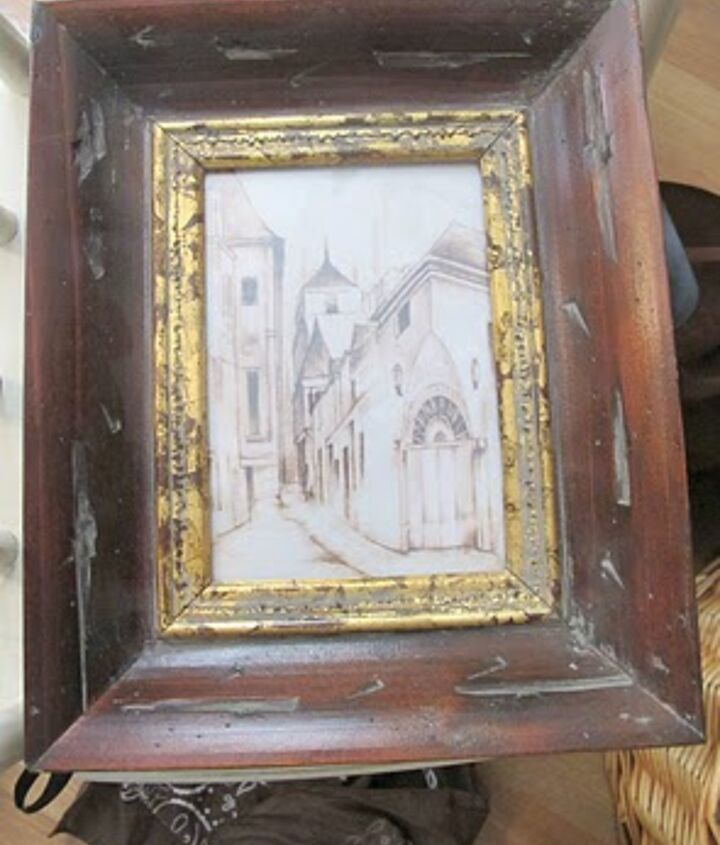Find a old frame
