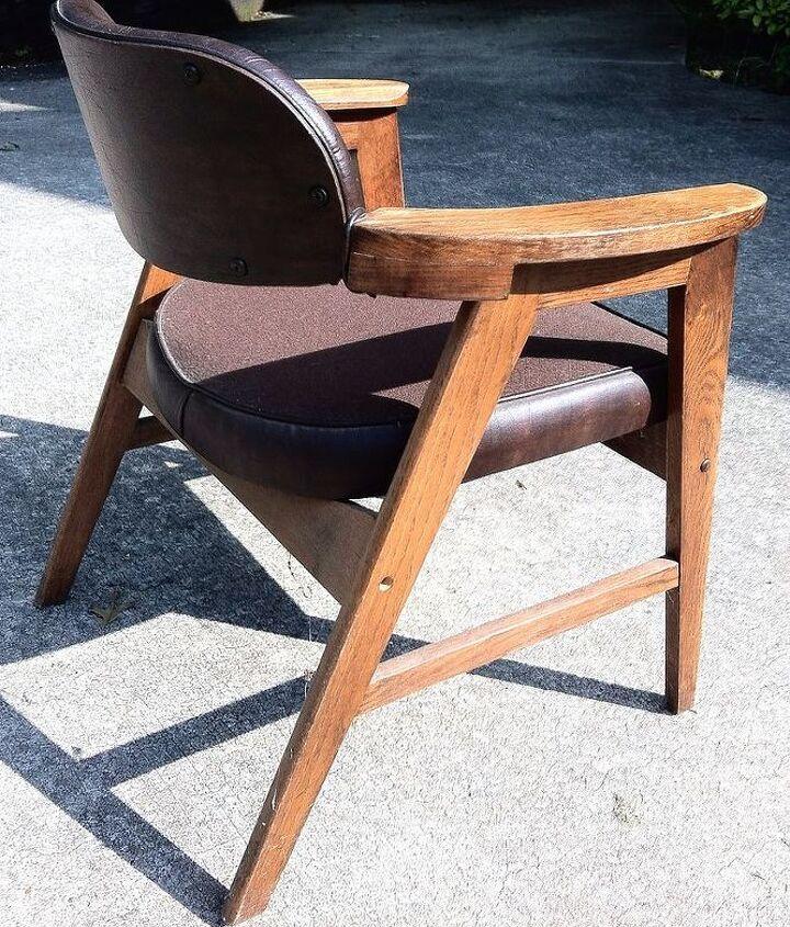 Thrift Store Chair Eve Isle Studios