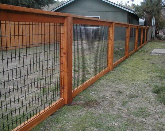 Hog Wire Fence Design/Construction Resources | Hometalk