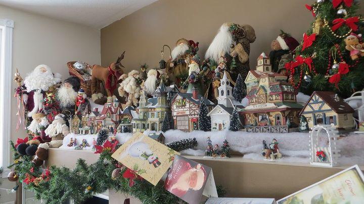 my house at xmas, christmas decorations, seasonal holiday decor
