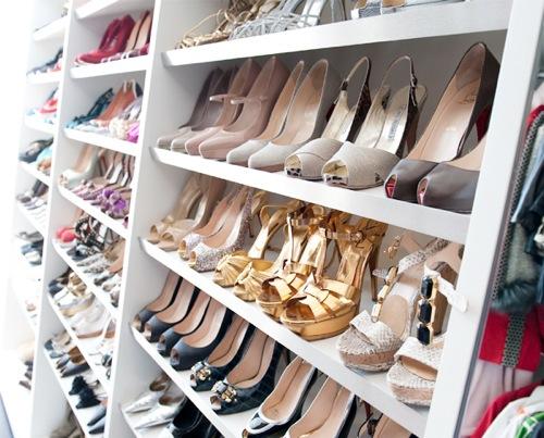 shoes shoes shoes, closet, storage ideas