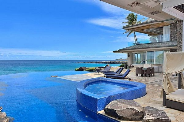 maui residence in hawaii, architecture, home decor, outdoor living, pool designs