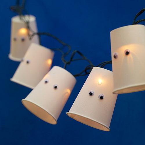 coastal decorating ideas, home decor, DIY Lighting Idea