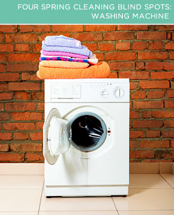 don t miss these 4 spring cleaning blind spots, cleaning tips, A dirty washing machine is problematic for two reasons your clothes won t get cleaned and they may become completely destroyed