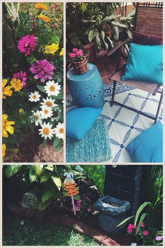 easter garden in trinidad and tobago, gardening