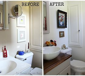 Charmant Bathroom Update On A 500 Budget, Bathroom Ideas, Home Decor, The Budget Was
