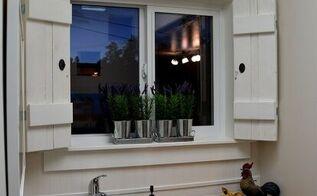 10 diy indoor shutters, diy, window treatments, windows, woodworking projects