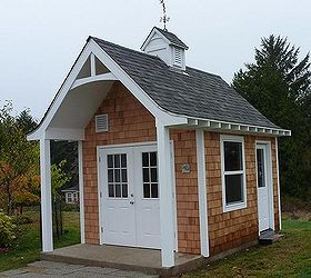 Exceptionnel Cute Garden Shed, Diy, Landscape, Outdoor Living