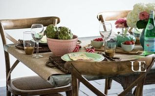 spring table tips, living room ideas, seasonal holiday decor