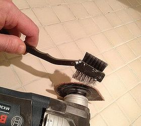 Superb The Best Grout Removal Tools For Shower Tile Floors, Home Maintenance  Repairs, Tools,