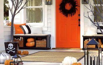 5 Ways to Get This Look: Halloween Porch