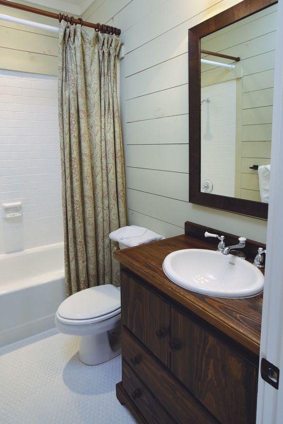 The Downstairs Bath