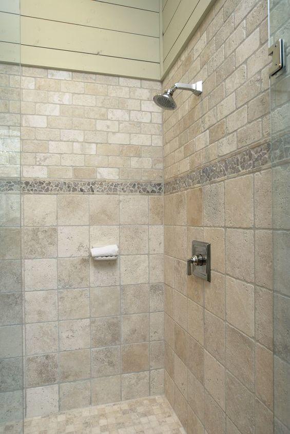 Owner's Bath Shower