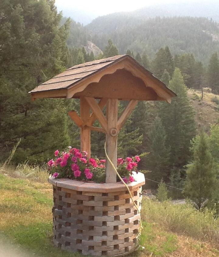 Mountain Wishing Well