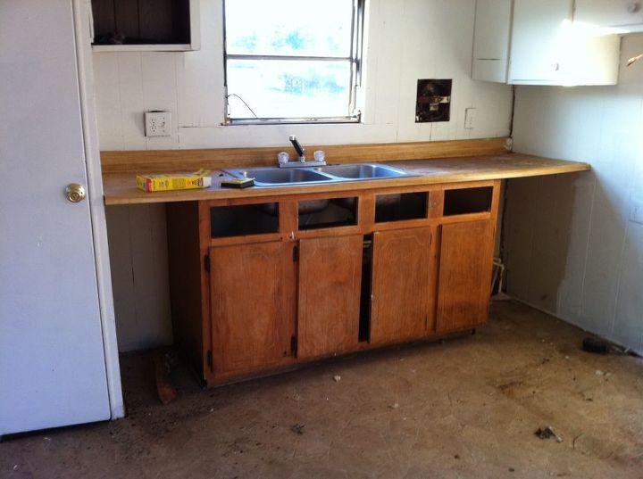 Kitchen--Before