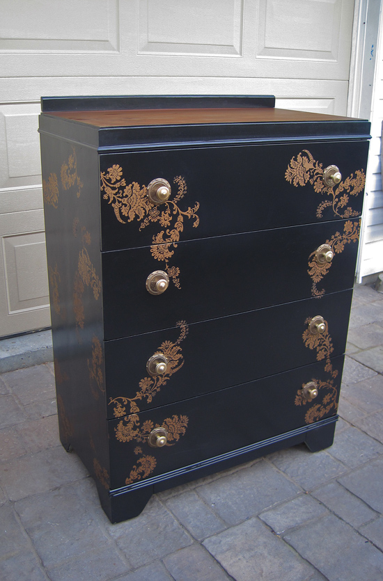 q dresser before and after keep or lose the backboard, diy, painted furniture, repurposing upcycling