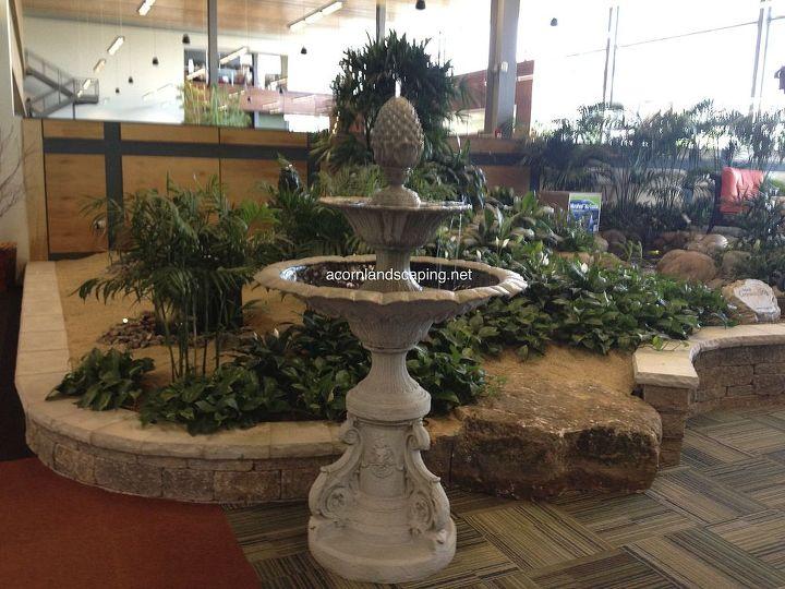 Fountain Designer in Rochester NY