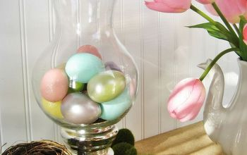 My Pottery Barn Inspired Spring Vase...and It's Free!