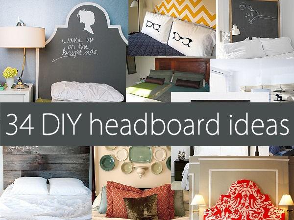 get inspired by these creative diy headboard design ideas, bedroom ideas, home decor, 34 DIY Headboard Ideas