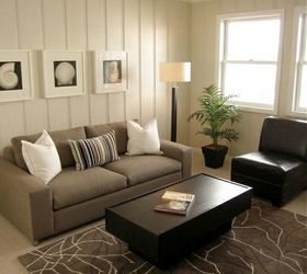 Should You Replace Or Paint Paneling, Living Room Ideas, Paint Colors,  Painting,