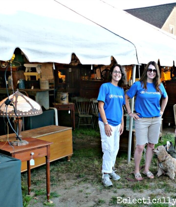 The Hometalk Girls strike again!   http://eclecticallyvintage.com/2012/07/fab-friday-finds-a-tale-of-brimfield/