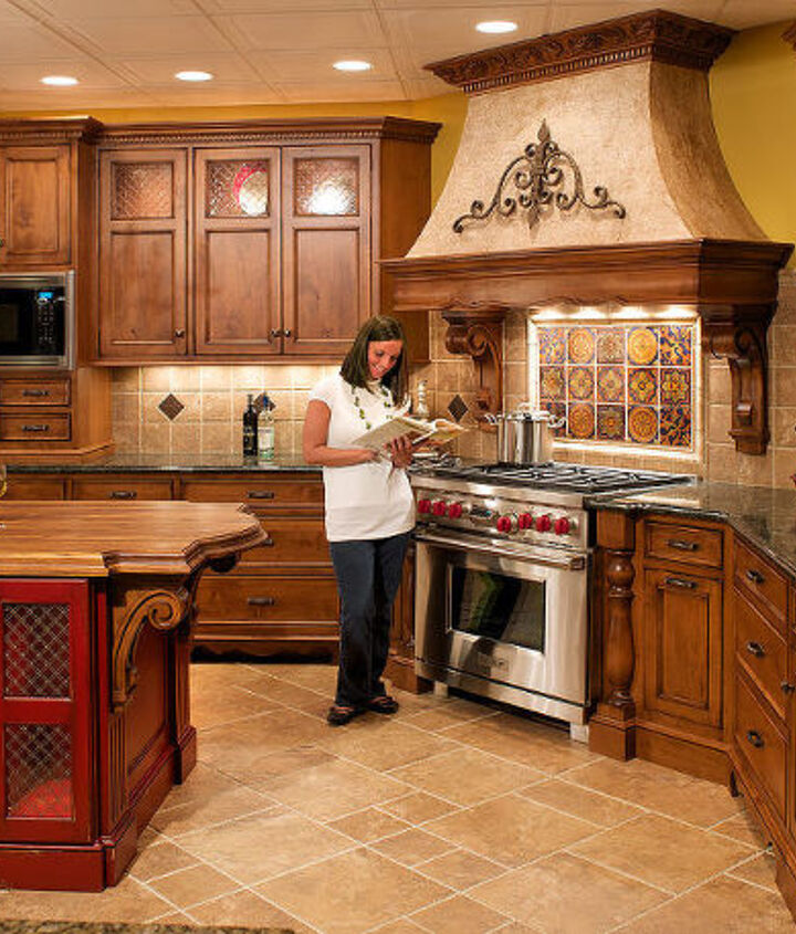 I love this kitchen too !