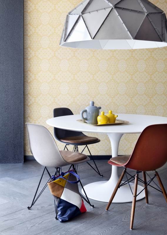 tips for choosing wallpaper in small spaces, home decor, wall decor