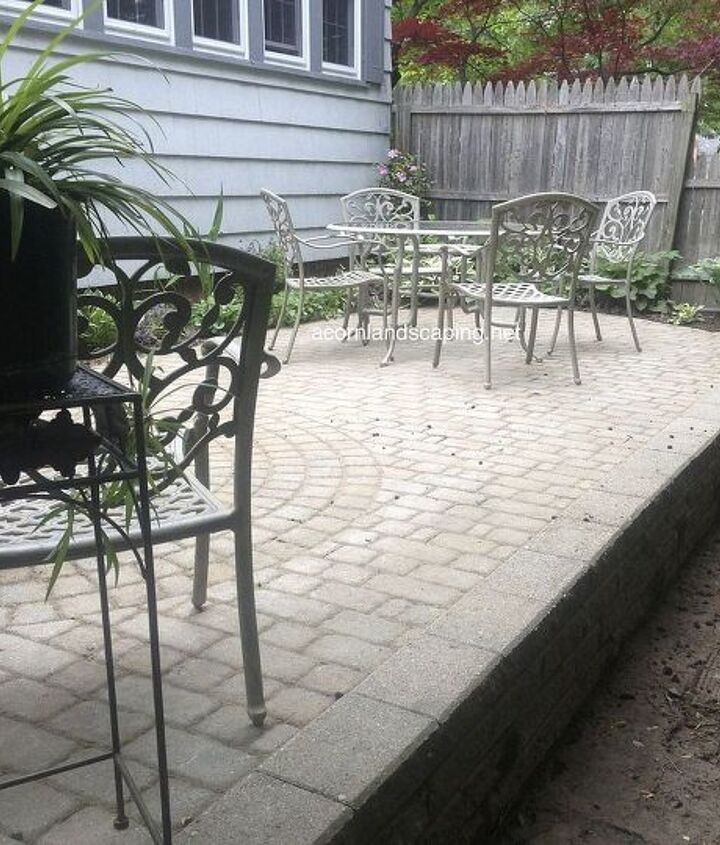 Patio Construction in Rochester NY