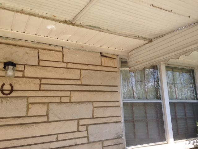 q foundation sagging, concrete masonry, curb appeal, decks, home maintenance repairs