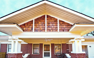 craftsman bungalow renovation, curb appeal, hardwood floors, home decor, landscape, Find us on facebook YouTube Twitter https Wwitter com heirloomdb