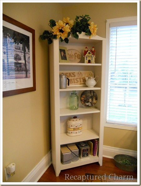 Kitchen Bookshelf Home Decor Painted Furniture Shelving Ideas Ever Look At A