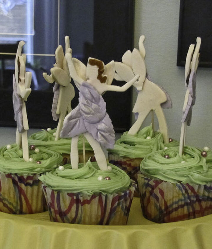 create some magic with a fairy party, flowers, home decor