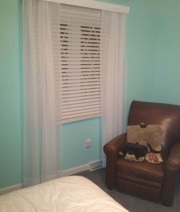 Transform your room with faux or wood blinds
