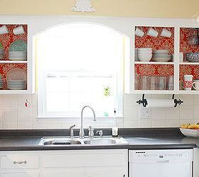 Kitchen Instant Makeover On A Dime, Home Decor, Kitchen Design, Opening The  Cabinets Part 92