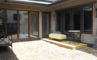 you can create an inviting and relaxing outdoor space in a small area here s a, decks, outdoor living