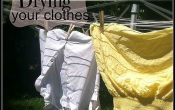 Tips for Line Drying Clothes