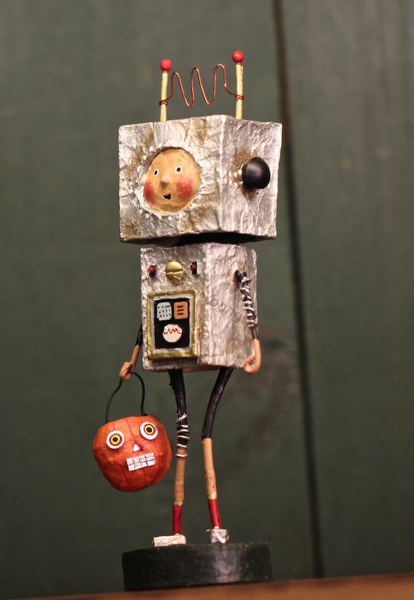 Lil' Robot (VIEW THREE)