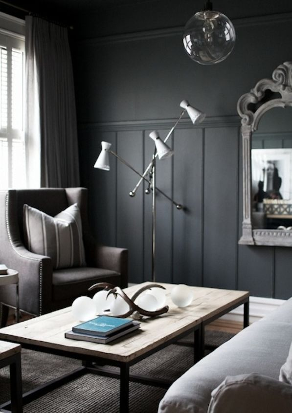 How to choose the right gray paint for your rooms accent - Good colors to paint your room ...