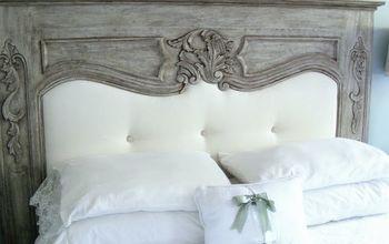 expressive headbords, bedroom ideas, home decor, painted furniture