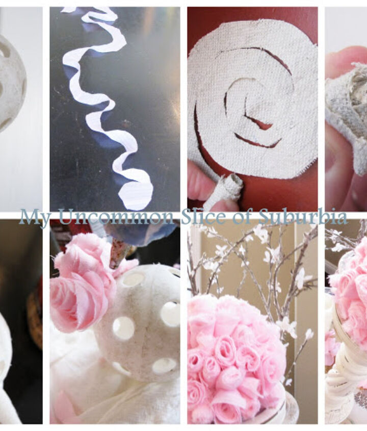 diy valentines kissing ball, crafts