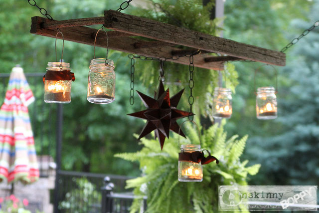 How to create a mason jar patio chandelier hometalk how to create a mason jar patio chandelier mason jars outdoor living patio mozeypictures Choice Image