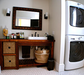 reclaimed wood bathroom vanity bathroom ideas home decor painted furniture rustic furniture