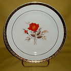 inherited china what now, repurposing upcycling, Example of Vermilion Rose