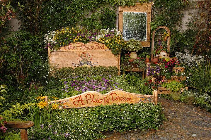 flower bed ideas for your garden, flowers, gardening