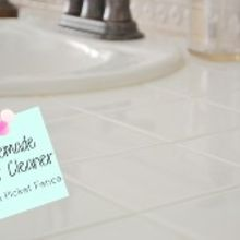 homemade grout cleaner put to the test, cleaning tips, go green