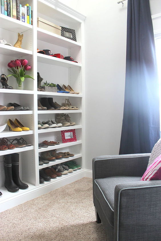 shoe organization solutions, organizing