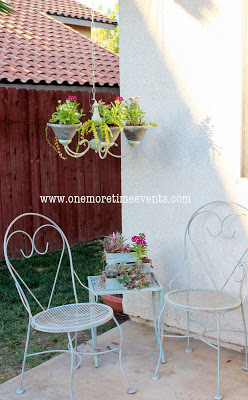 Patio furniture refinished and chancy