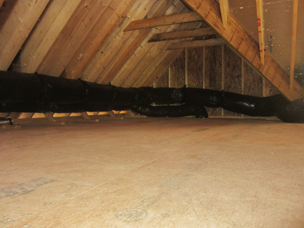 Insulate Your Ductwork